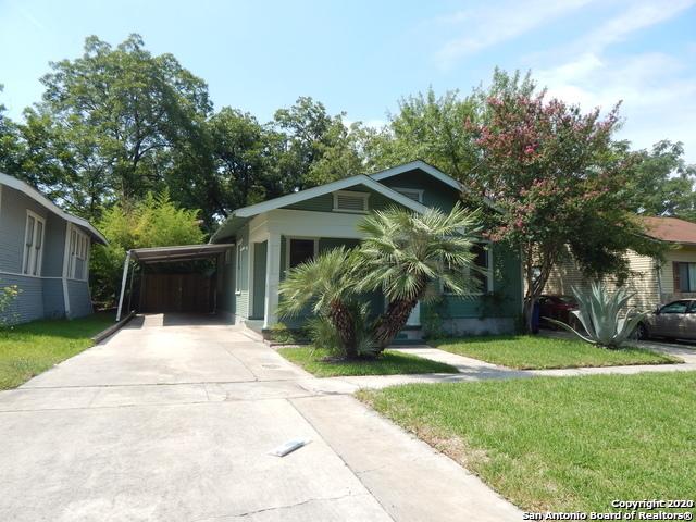 Active | 1112 W Huisache Ave San Antonio, TX 78201 0