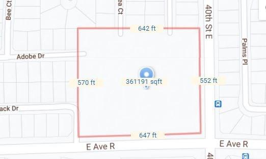 Active   0 Vac/Cor Avenue R/40th Ste Palmdale, CA 93552 1