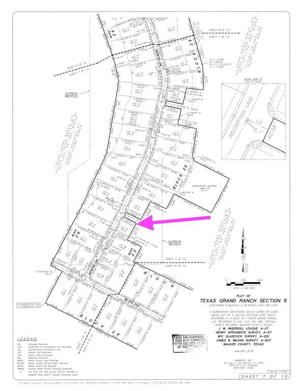 Active   5-23-47 Inscription  Lane Huntsville, TX 77340 2