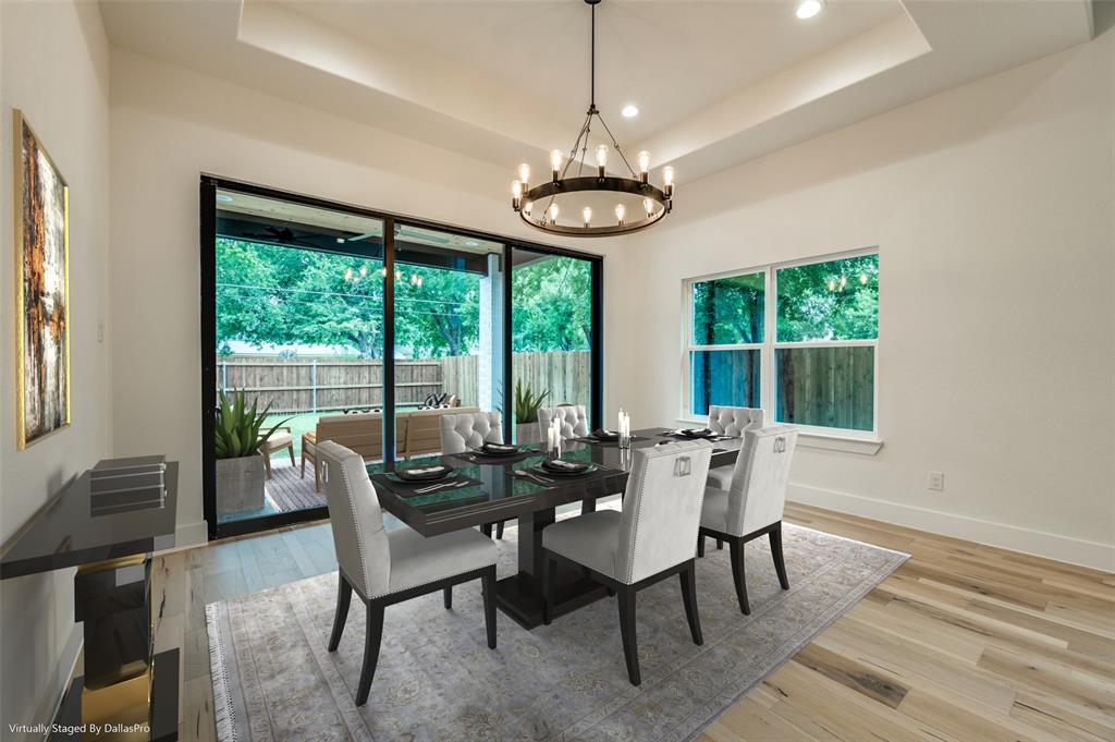 Active Option Contract   5813 Lyle  Street Westworth Village, TX 76114 5