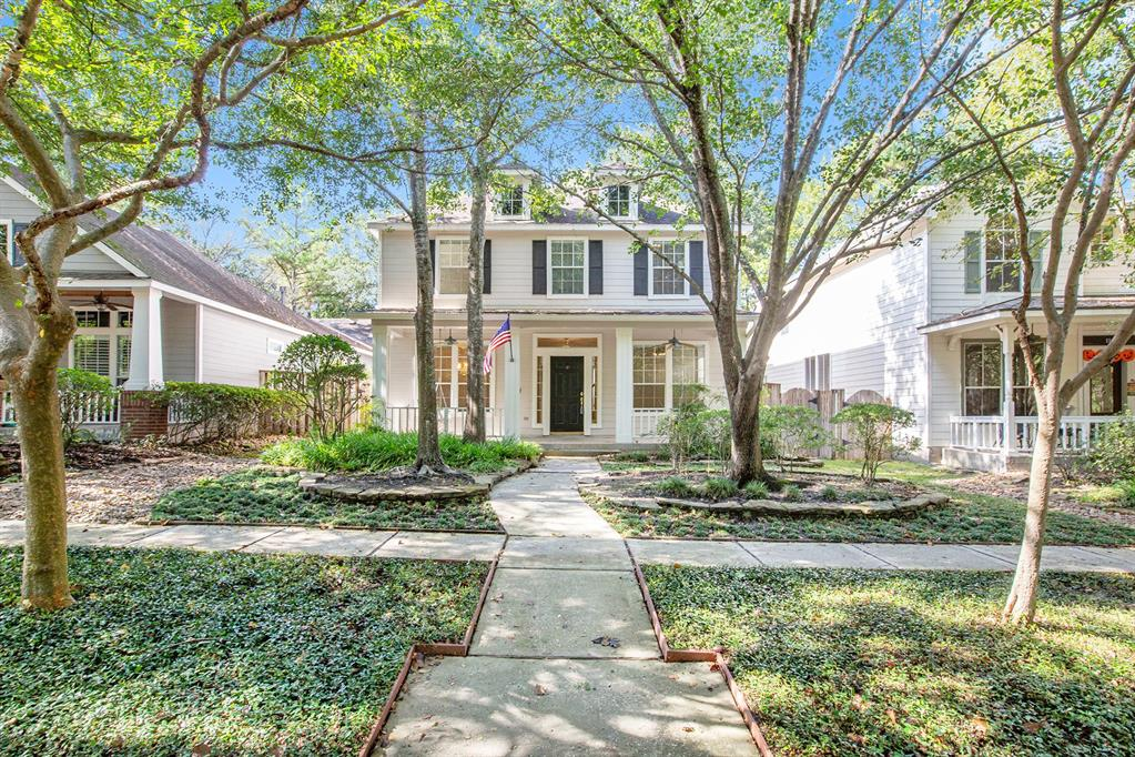 Active | 7 W Cottage Green  Street The Woodlands, TX 77382 2