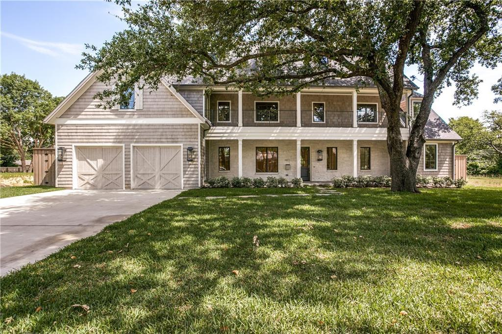 Sold Property | 6815 Orchid Lane Dallas, Texas 75230 0