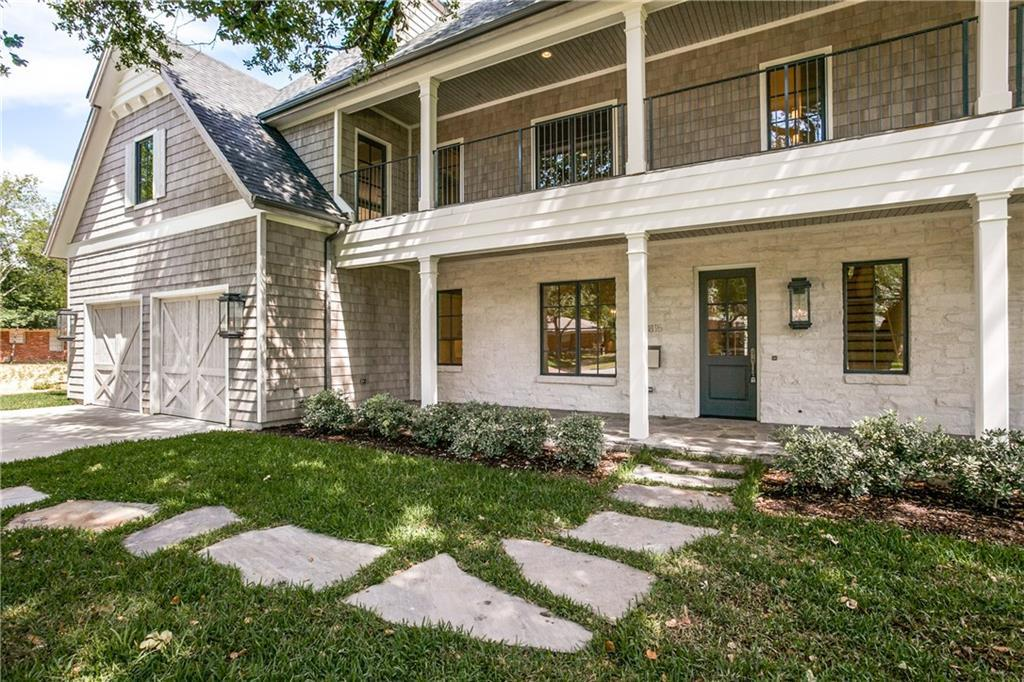 Sold Property | 6815 Orchid Lane Dallas, Texas 75230 1