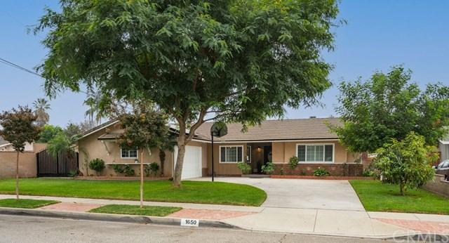 Closed | 1650 E Louisa  Avenue West Covina, CA 91791 0