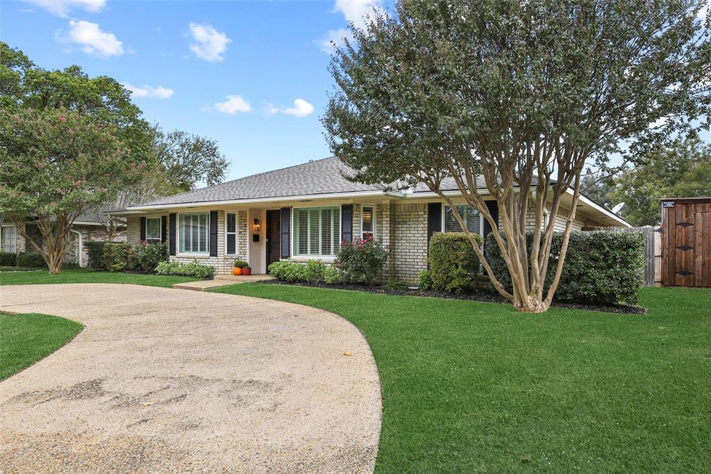 Dallas Real Estate | 7211 La Sobrina  Drive Dallas, TX 75248 2