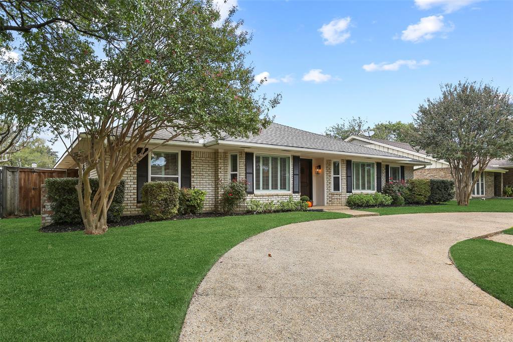 Dallas Real Estate | 7211 La Sobrina Drive Dallas, Texas 75248 3