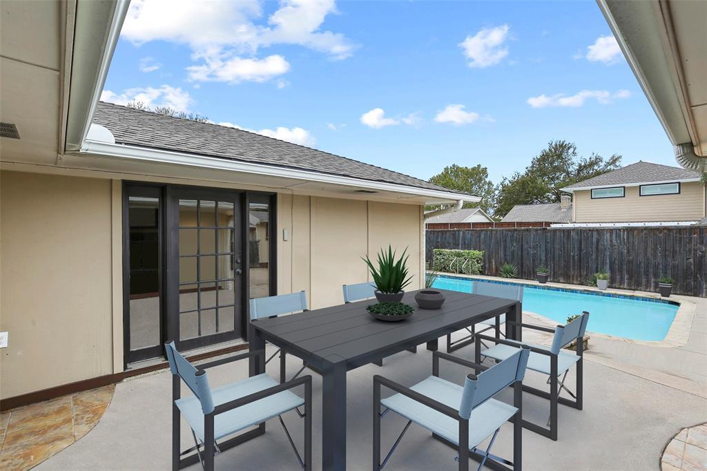 Dallas Real Estate | 7211 La Sobrina  Drive Dallas, TX 75248 28