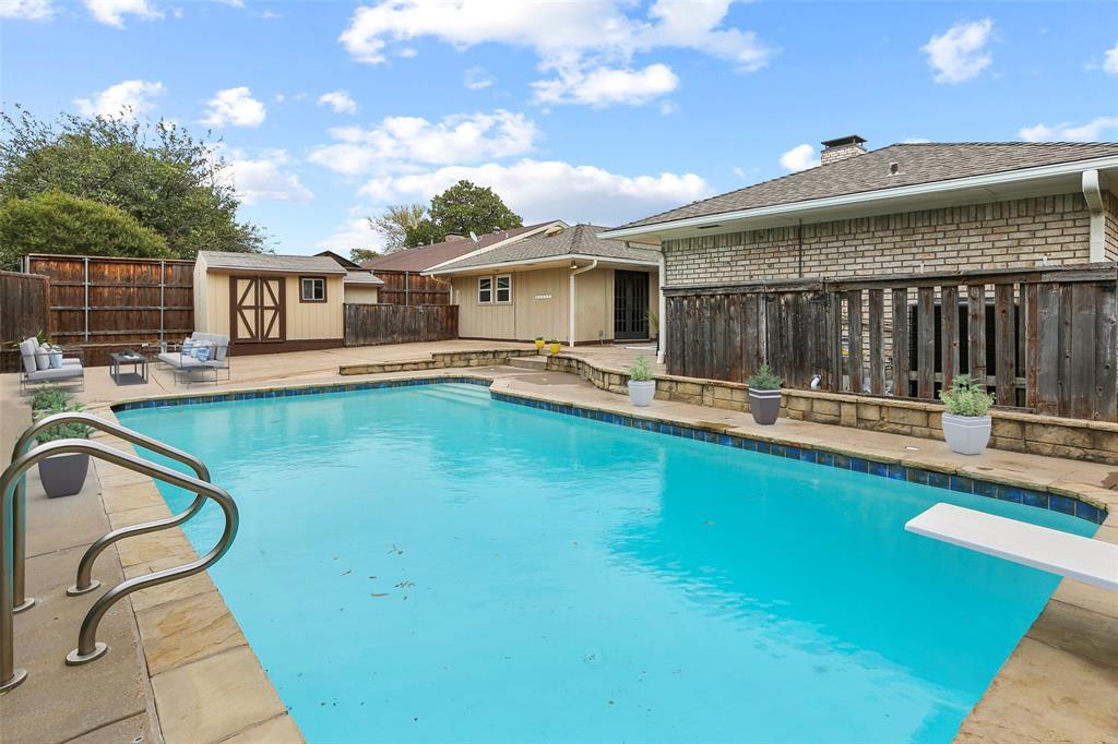 Dallas Real Estate | 7211 La Sobrina Drive Dallas, Texas 75248 32