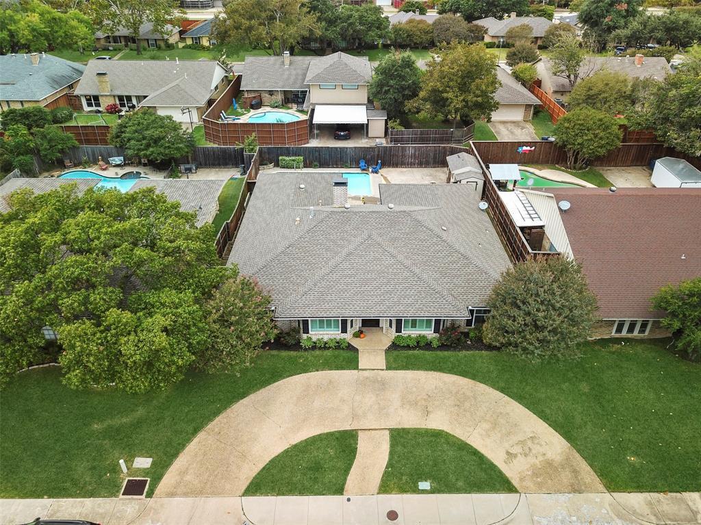 Dallas Real Estate | 7211 La Sobrina Drive Dallas, Texas 75248 34
