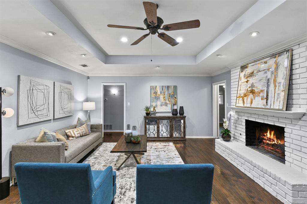 Dallas Real Estate | 7211 La Sobrina Drive Dallas, Texas 75248 6