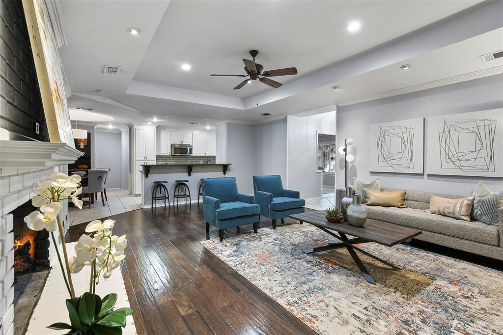 Dallas Real Estate | 7211 La Sobrina  Drive Dallas, TX 75248 7