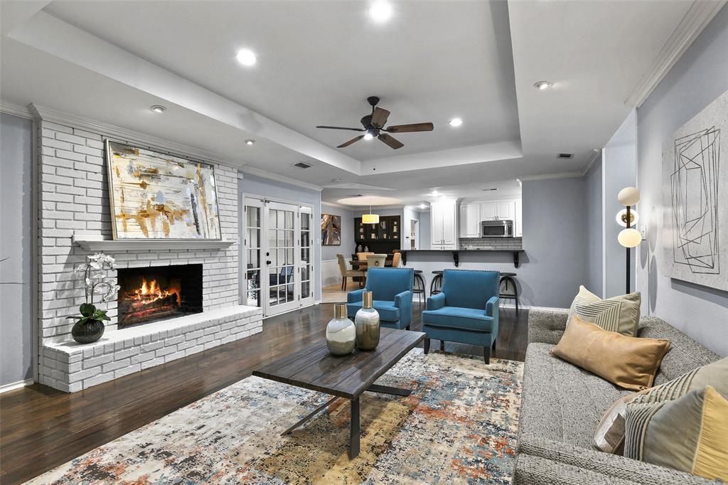 Dallas Real Estate | 7211 La Sobrina Drive Dallas, Texas 75248 8