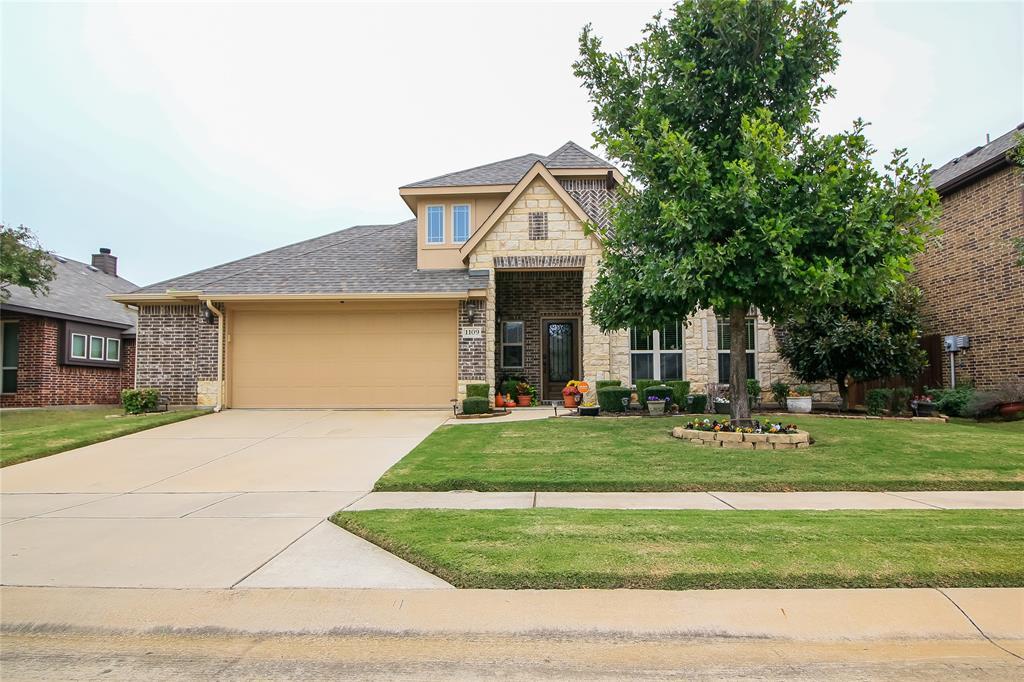 Sold Property | 1109 Ponderosa  Drive Aubrey, TX 76227 1