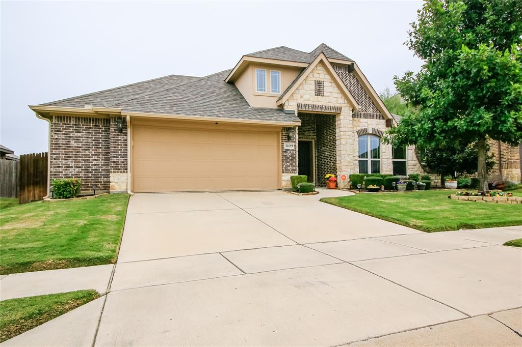 Sold Property | 1109 Ponderosa  Drive Aubrey, TX 76227 2
