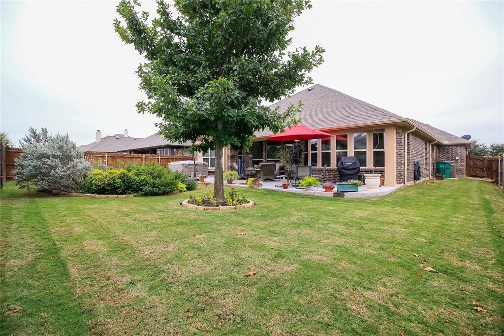 Sold Property | 1109 Ponderosa  Drive Aubrey, TX 76227 30