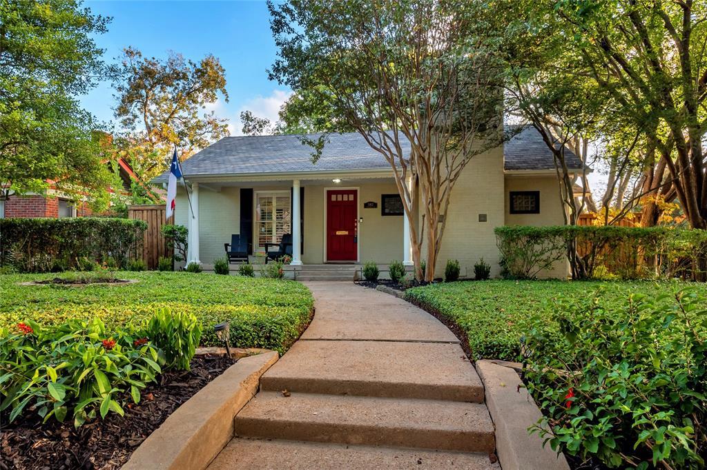 Pending | 5402 Vanderbilt  Avenue Dallas, TX 75206 0