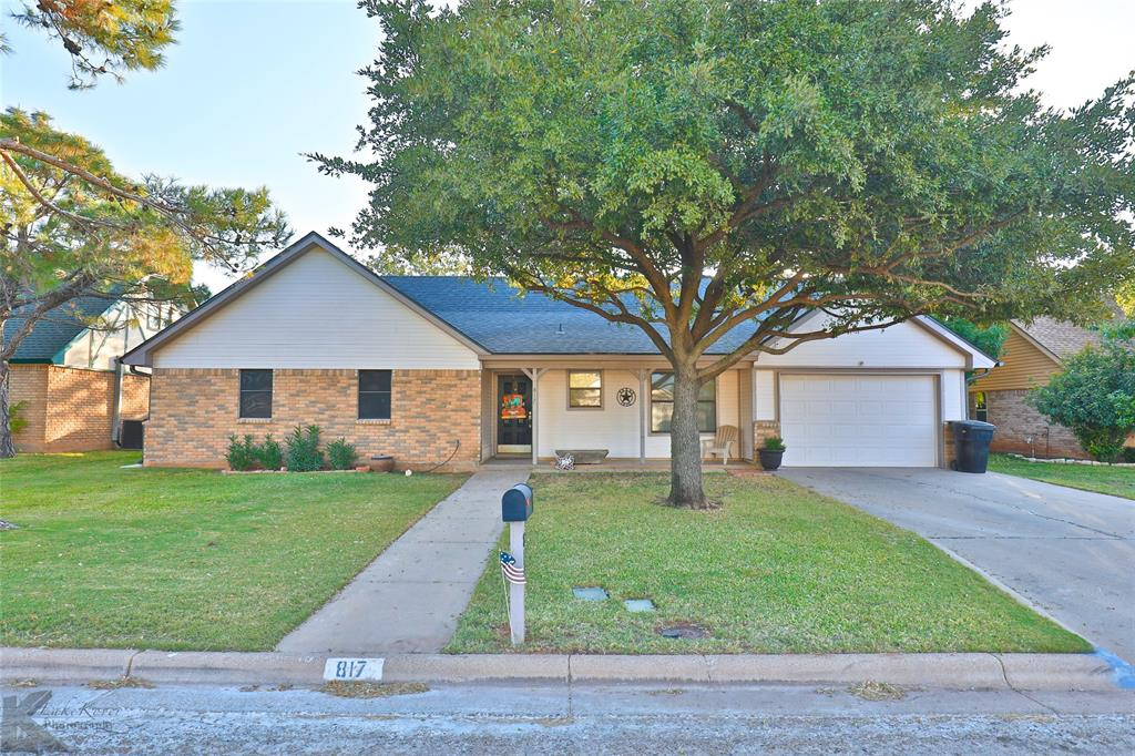 Sold Property | 817 Chanticleers  Lane Abilene, TX 79602 2