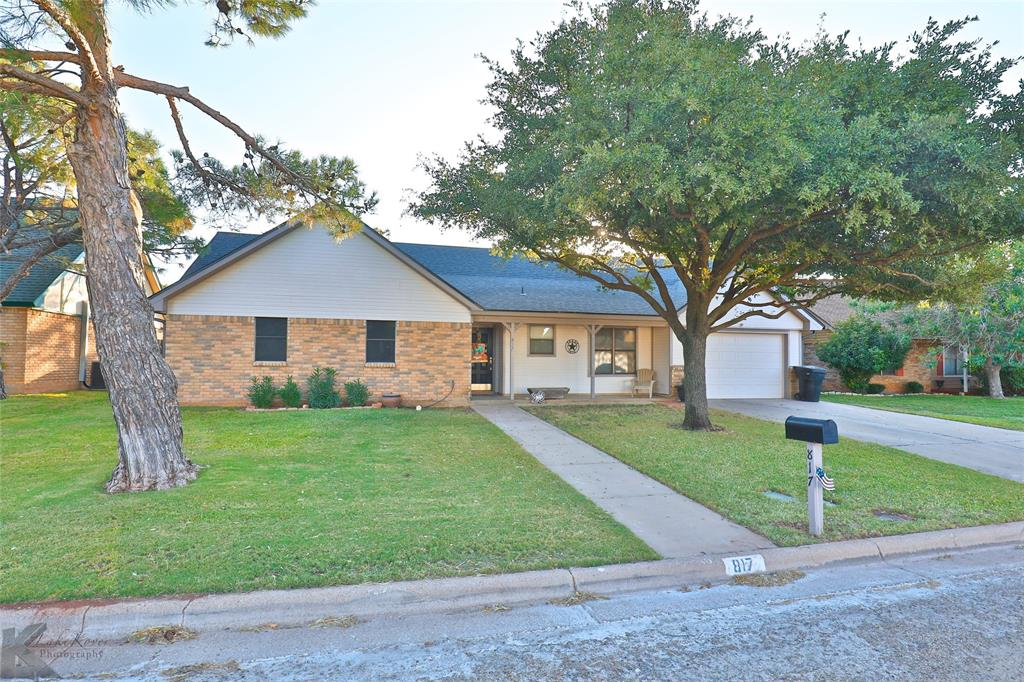 Sold Property | 817 Chanticleers  Lane Abilene, TX 79602 3