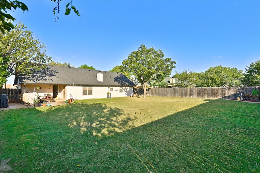Sold Property | 817 Chanticleers  Lane Abilene, TX 79602 22