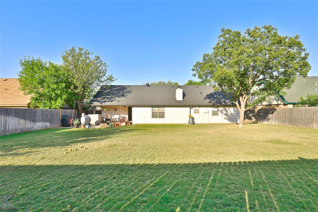 Sold Property | 817 Chanticleers  Lane Abilene, TX 79602 23