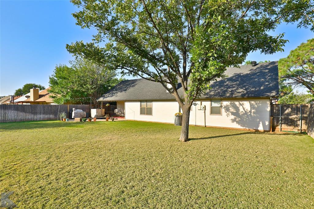 Sold Property | 817 Chanticleers  Lane Abilene, TX 79602 24