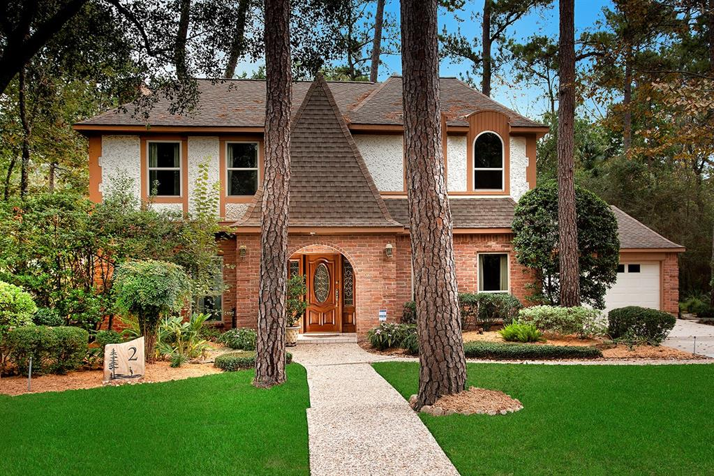 Active | 2 Noontide  Circle The Woodlands, TX 77380 0