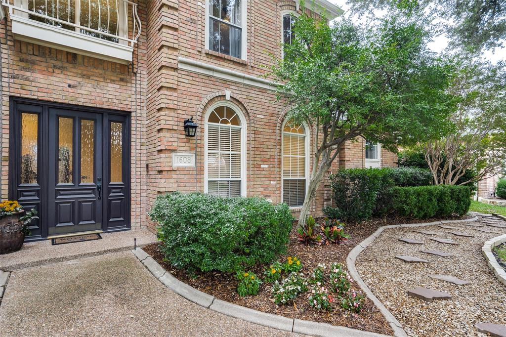 Sold Property | 1608 Old Course  Drive Plano, TX 75093 1