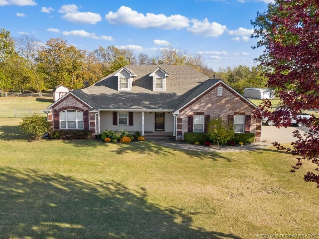 Active | 18227 S Quail Meadow Drive Claremore, OK 74017 1