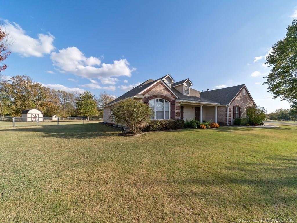 Active | 18227 S Quail Meadow Drive Claremore, OK 74017 33