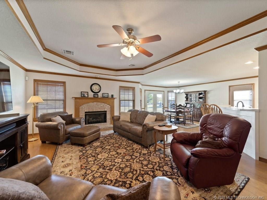 Active | 18227 S Quail Meadow Drive Claremore, OK 74017 10