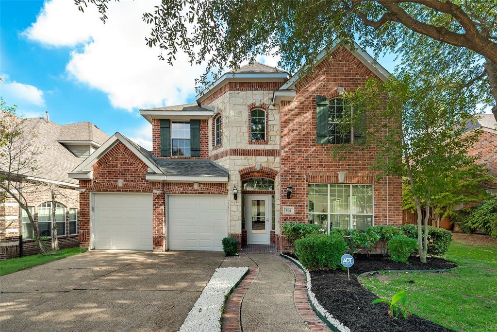 Sold Property | 504 Lake Village Drive McKinney, Texas 75071 1