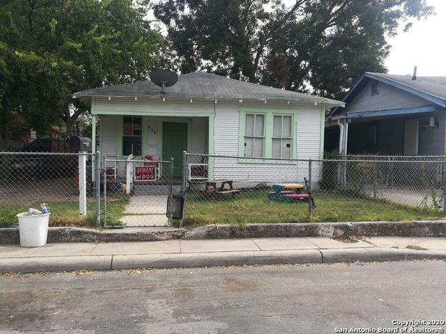 Active | 430 BLUE BONNET ST San Antonio, TX 78202 1