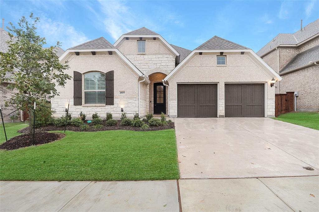 Sold Property | 4809 Lafite  Lane Colleyville, TX 76034 1