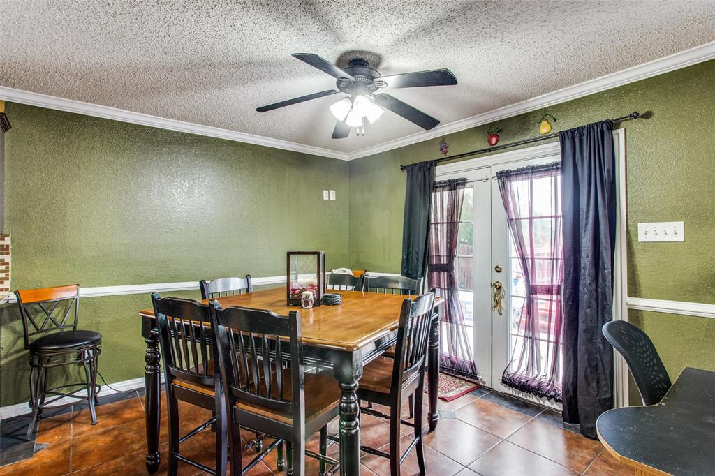 Active Option Contract | 317 Tabor  Drive Arlington, TX 76002 6