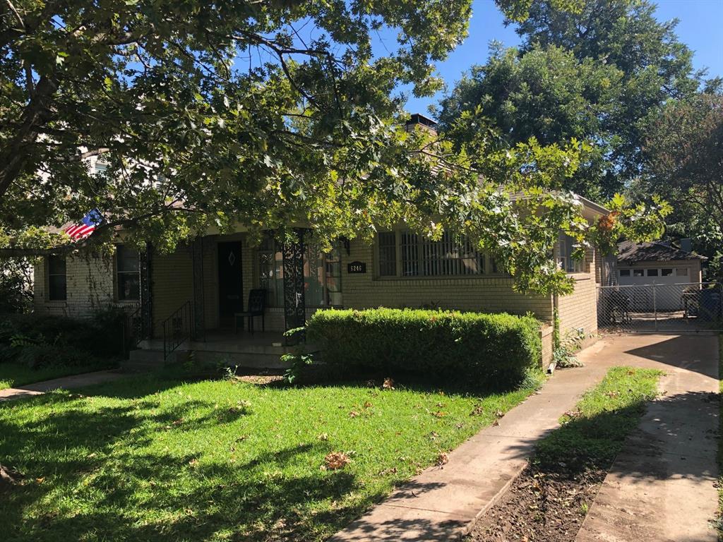 Sold Property | 6246 Ellsworth Avenue Dallas, Texas 75214 1