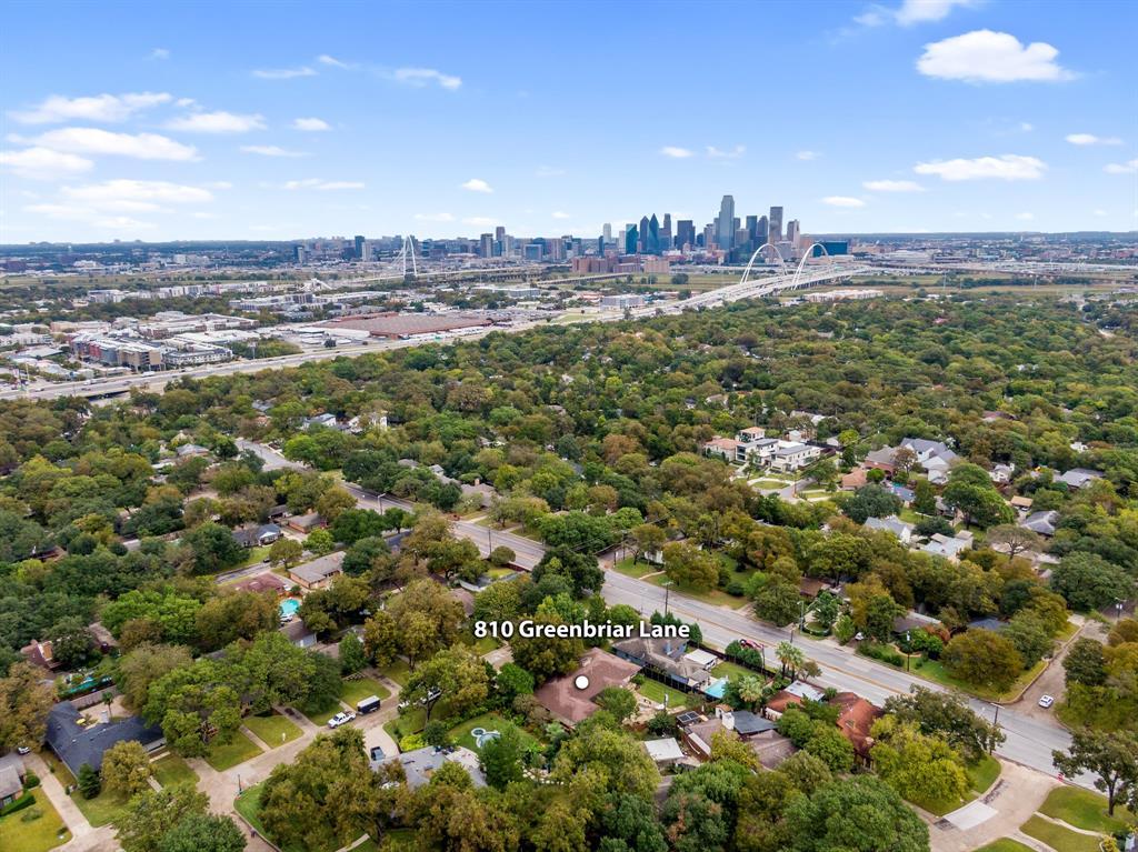 Active | 810 W Greenbriar  Lane Dallas, TX 75208 8