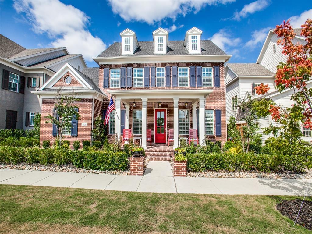 Sold Property   7600 Hanover  Street McKinney, TX 75071 0