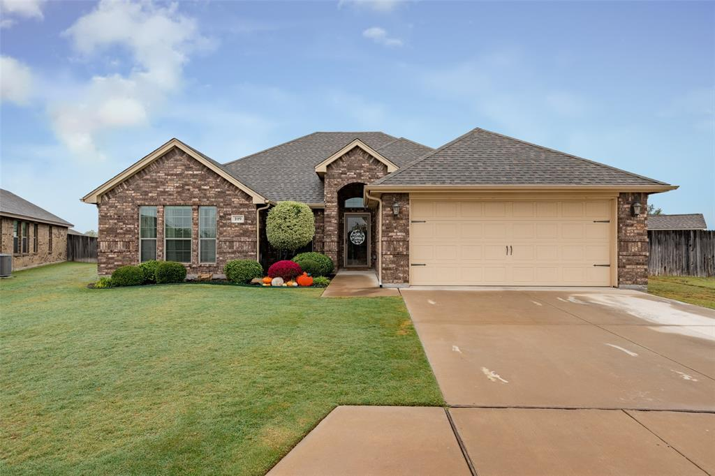 Sold Property | 109 Crest Ridge  Court Weatherford, TX 76087 1