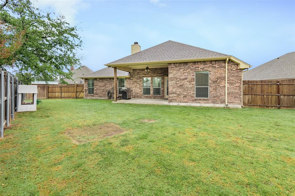 Sold Property | 109 Crest Ridge  Court Weatherford, TX 76087 46