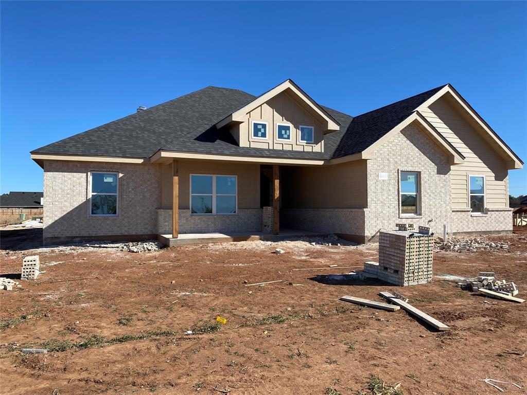 Sold Property | 6801 Desert Willow Trail Abilene, Texas 79606 1