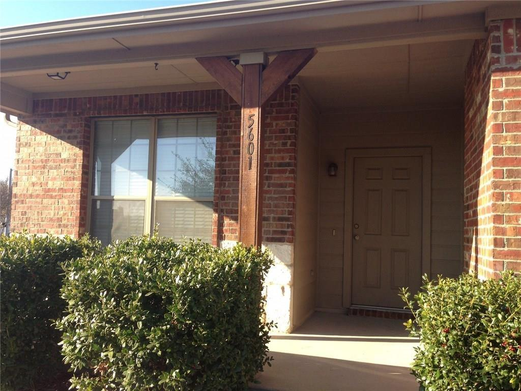 Active Option Contract   5601 Starwood  Court Fort Worth, TX 76137 18