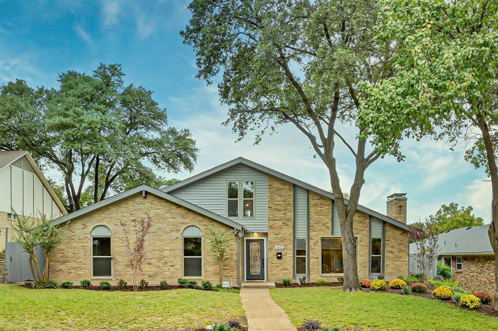 Pending   9647 Atherton  Drive Dallas, TX 75243 4