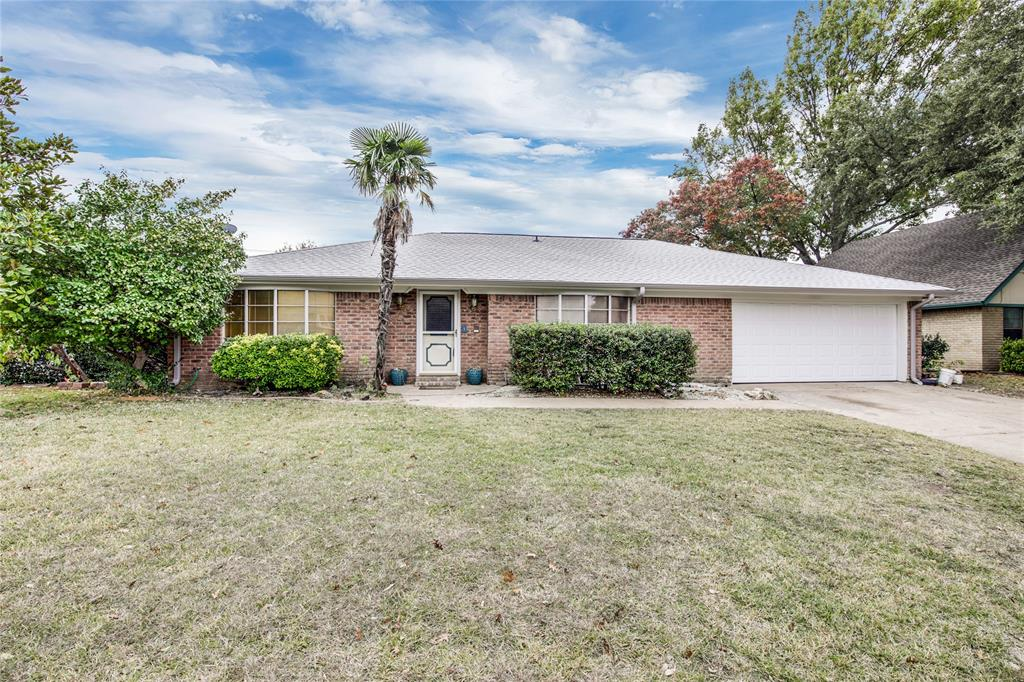 Active Option Contract | 4012 Longleaf  Lane Fort Worth, TX 76137 1