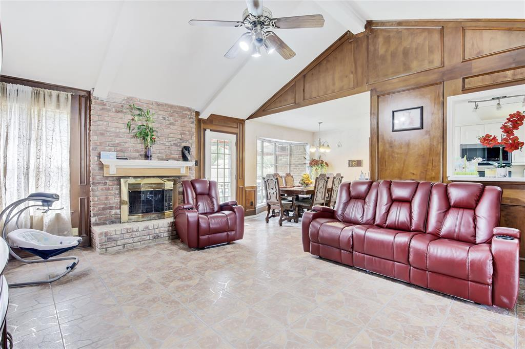 Active Option Contract | 4012 Longleaf  Lane Fort Worth, TX 76137 3