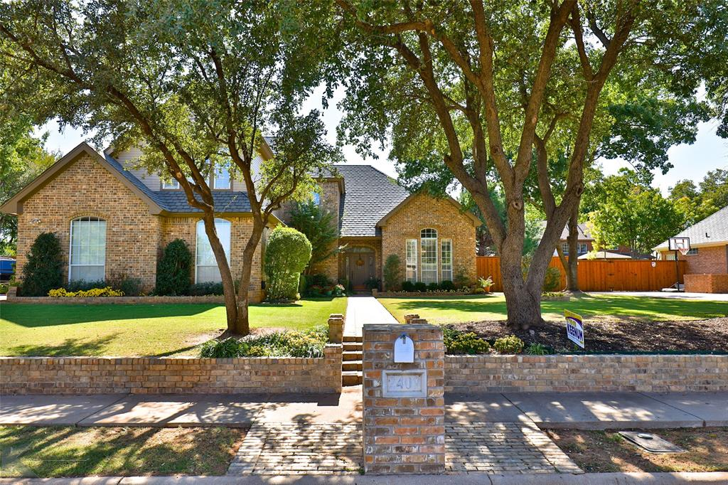 Active Option Contract | 2409 Wyndham Court Abilene, Texas 79606 0