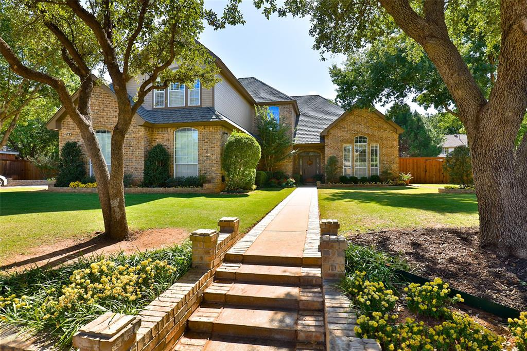 Active Option Contract | 2409 Wyndham Court Abilene, Texas 79606 1