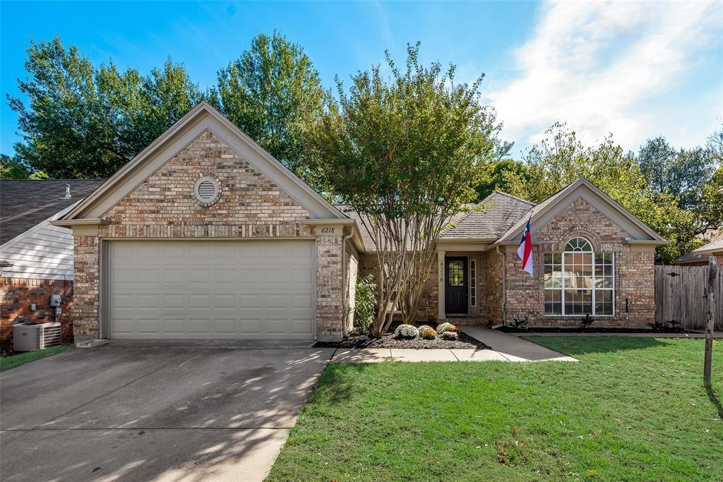 Sold Property | 6218 Castle Creek  Road Arlington, TX 76017 0