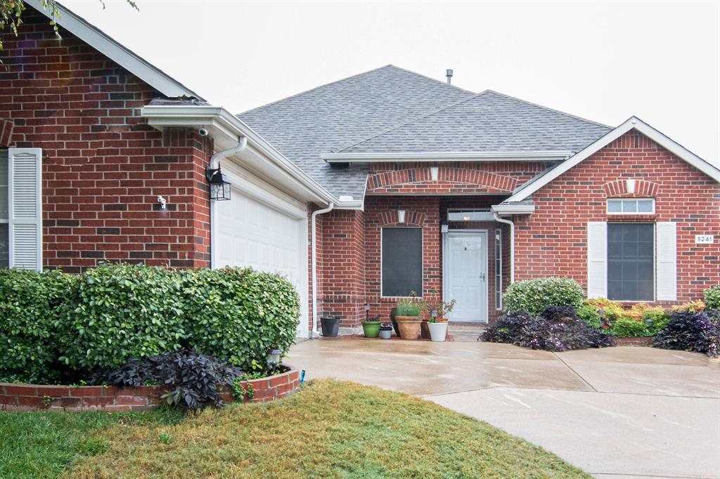 Active | 5241 Alta Loma  Drive Fort Worth, TX 76244 0