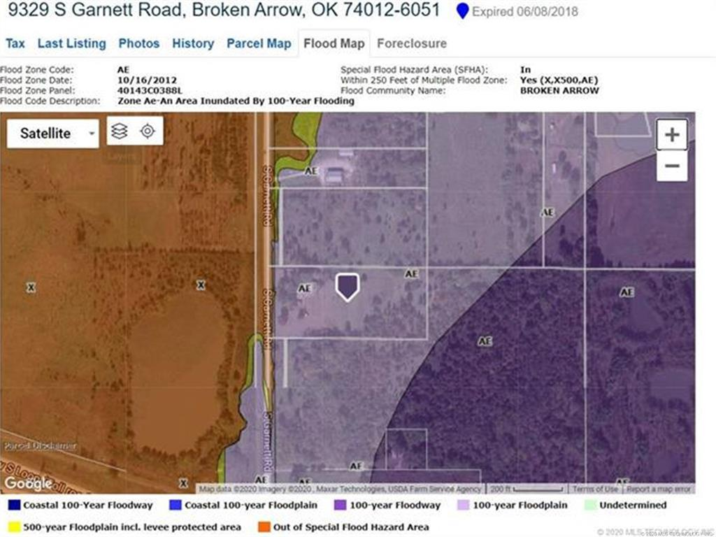 Active | S Garnett Road Broken Arrow, OK 74012 19