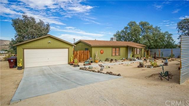 Closed | 61774 Alta Vista Drive Joshua Tree, CA 92252 0